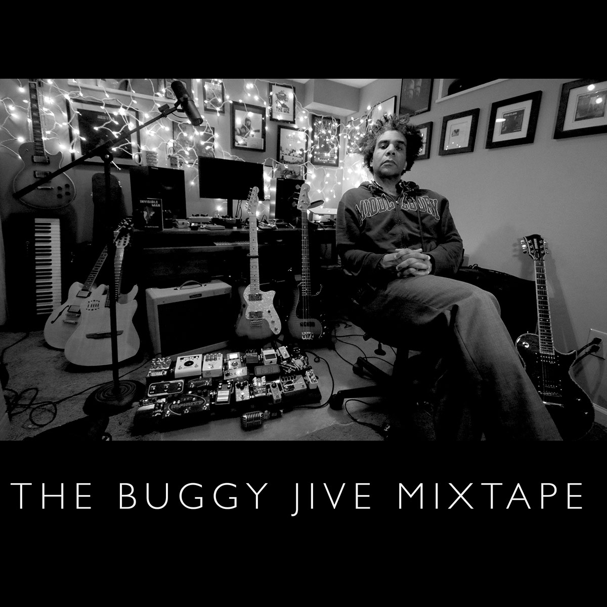 The Buggy Jive Mixtape