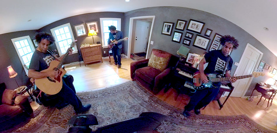 VIDEO: The B-Side Live in 360 Degrees