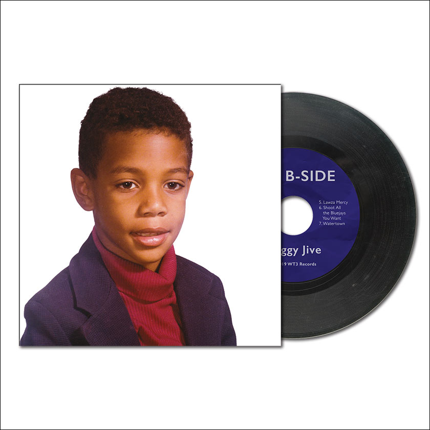 The B-Side cover art